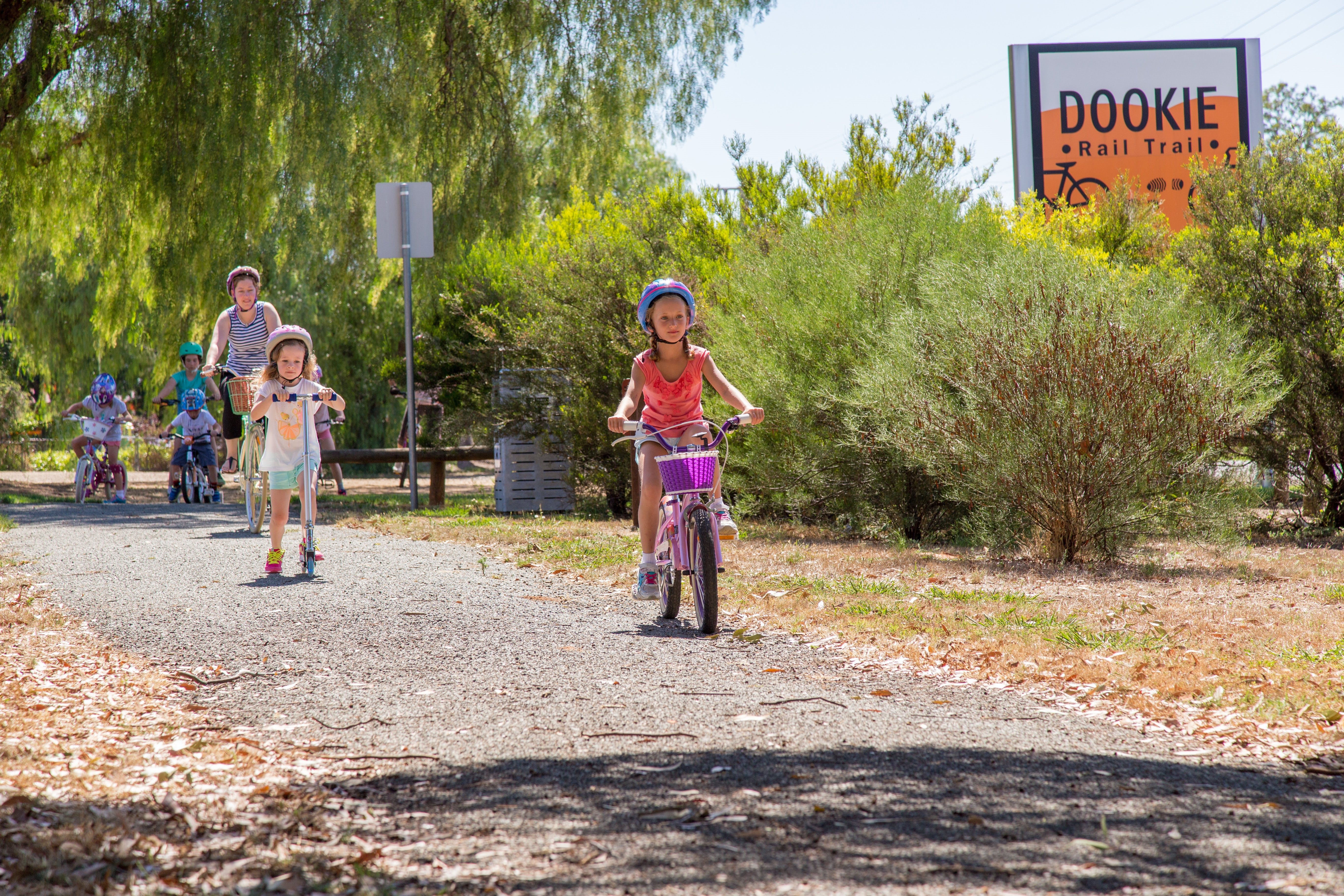 Dookie Rail Trail - SA Accommodation