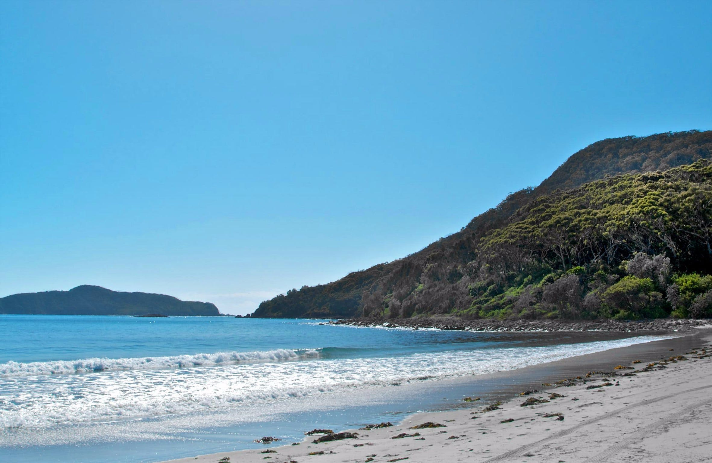 Yacaaba Headland Walking Track - SA Accommodation