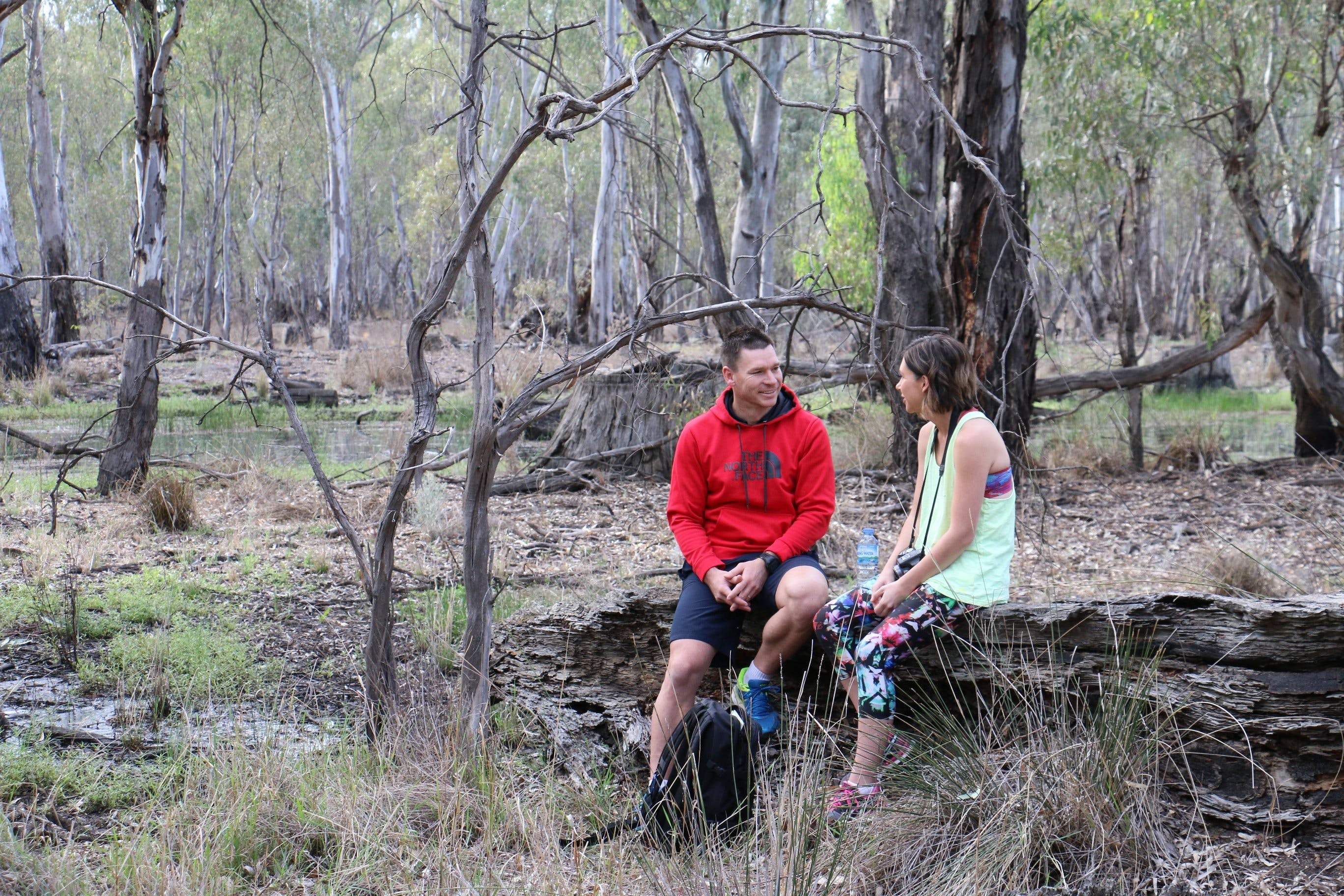 Gunbower Island Forest Drive - SA Accommodation