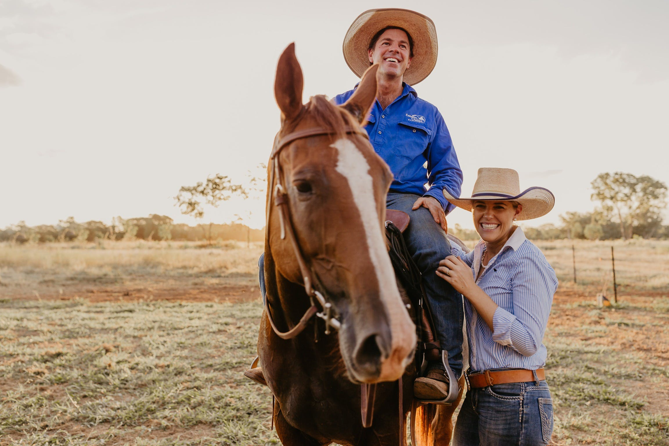 Katherine Outback Experience - Horse Riding Experience - SA Accommodation