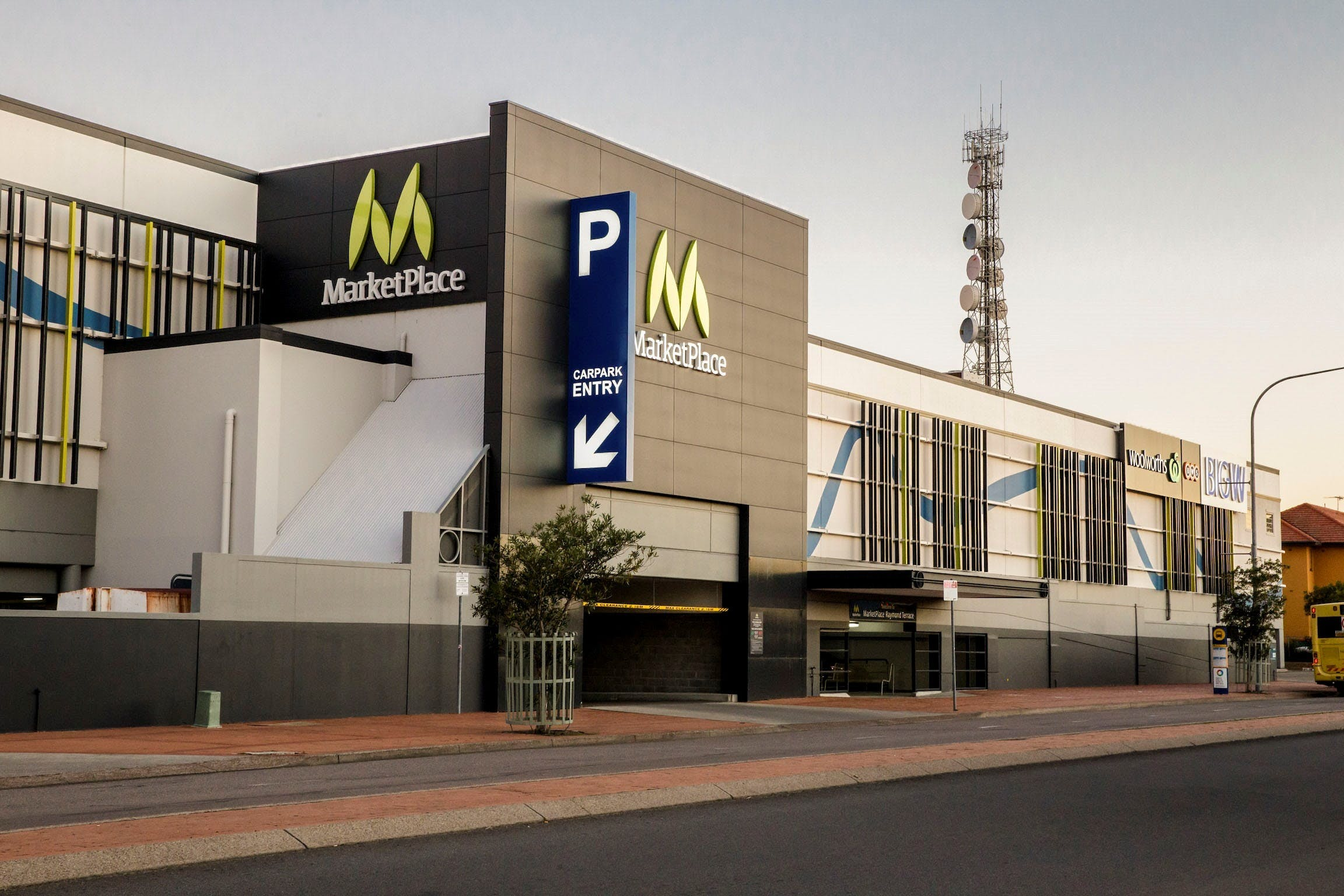 MarketPlace Raymond Terrace - SA Accommodation