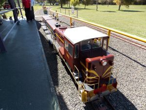 Penwood Miniature Railway - SA Accommodation