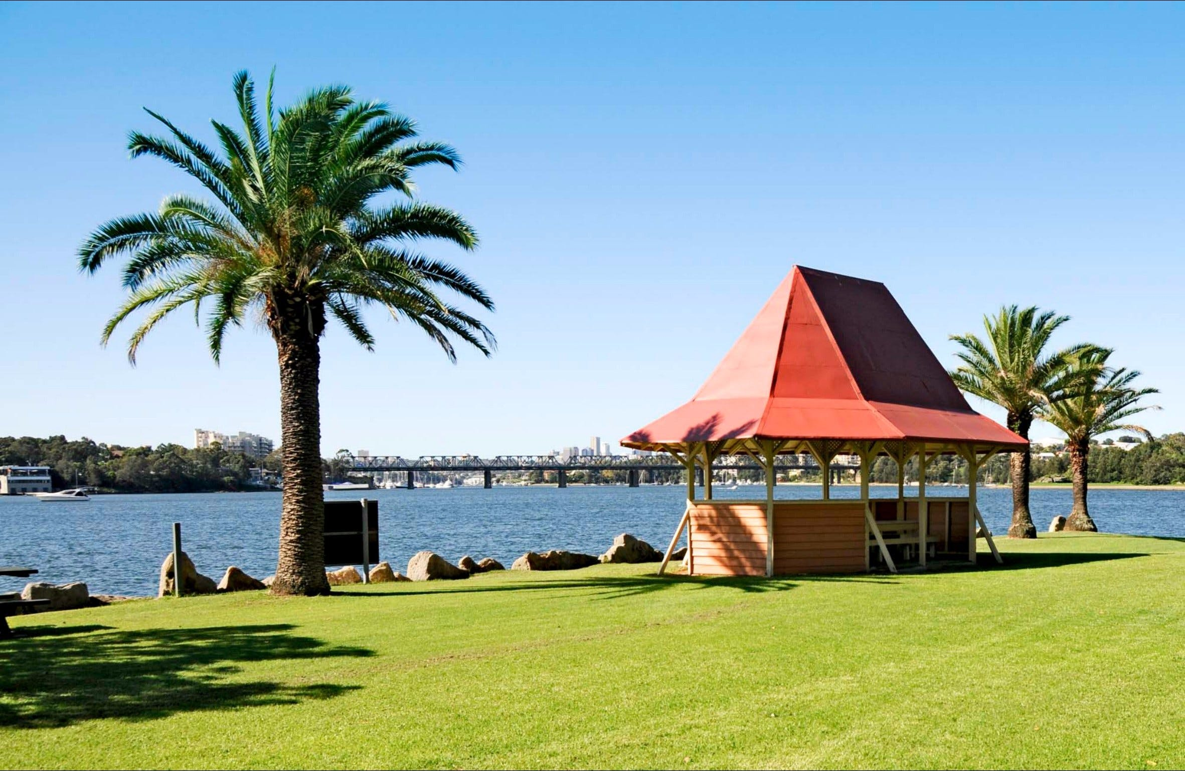 Rodd Island - SA Accommodation