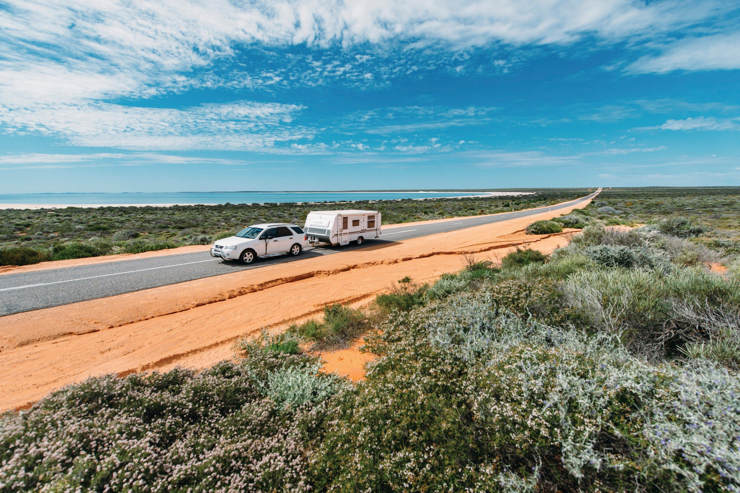 Shark Bay World Heritage Drive - SA Accommodation