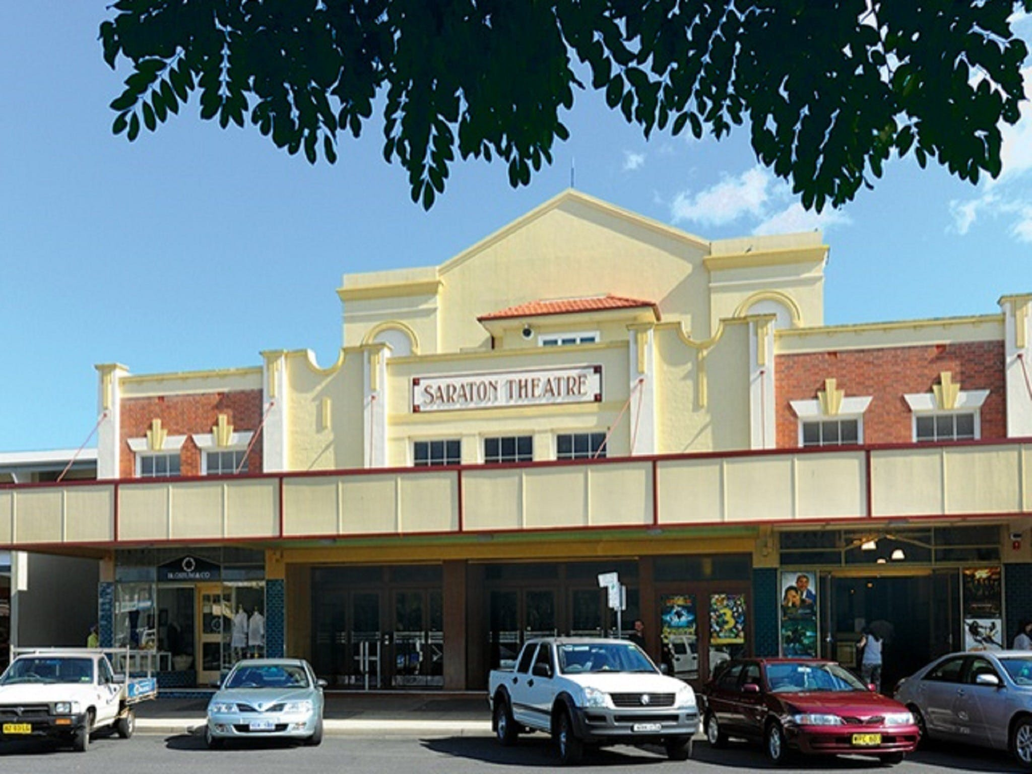 The Saraton Theatre Grafton - SA Accommodation