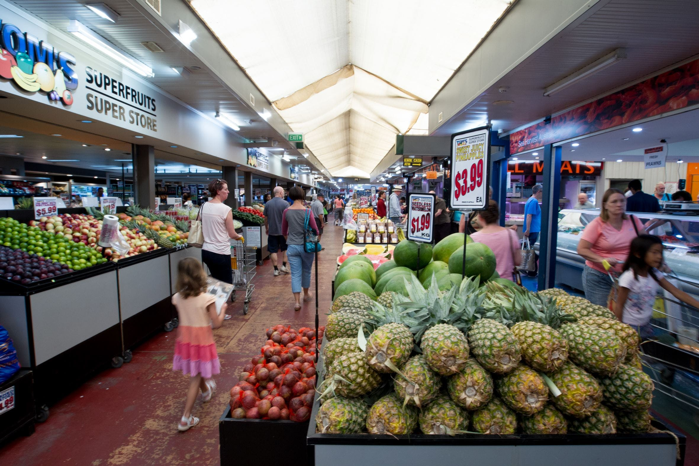 Belconnen Fresh Food Markets - SA Accommodation