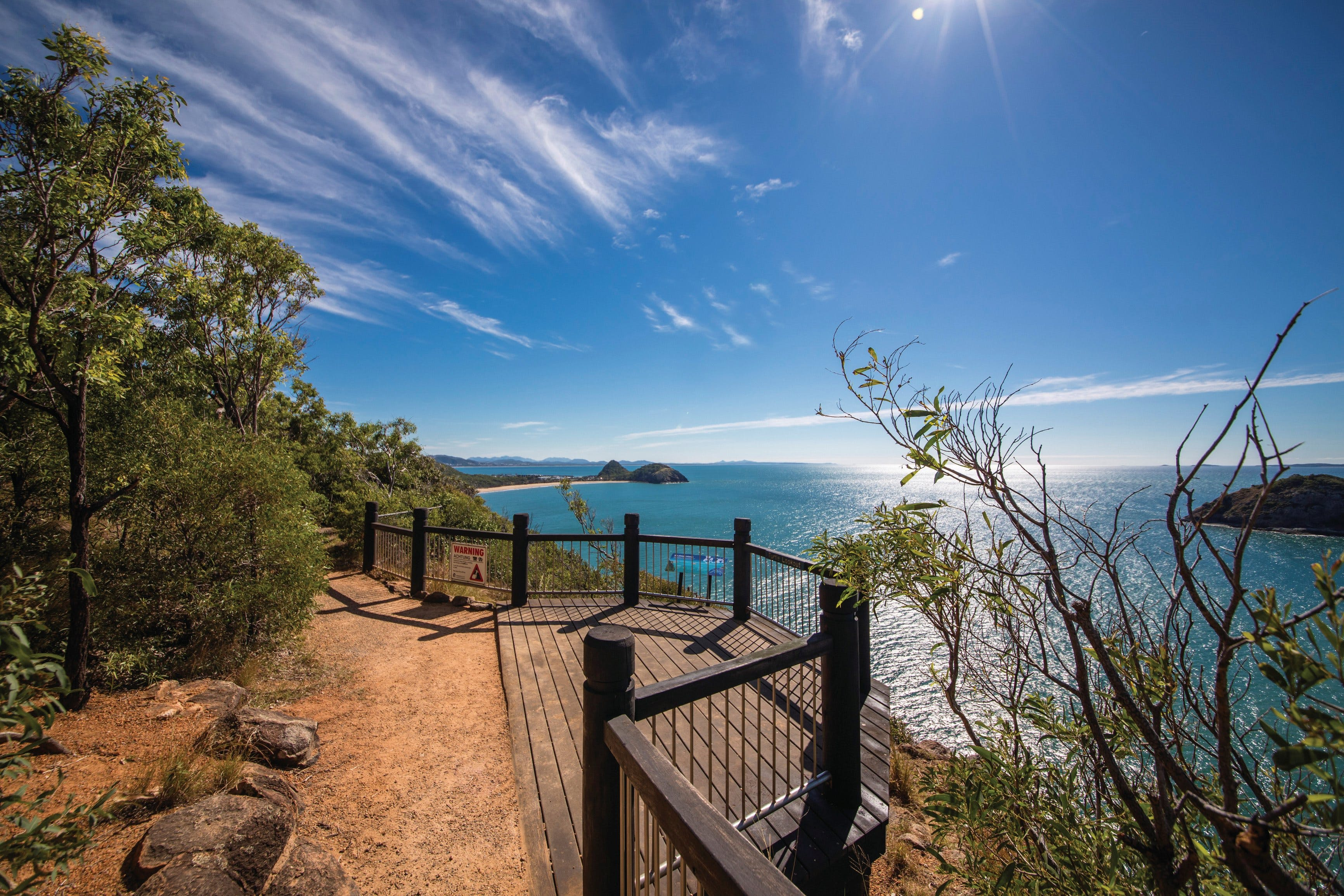 Bluff Point circuit Capricorn Coast National Park - SA Accommodation