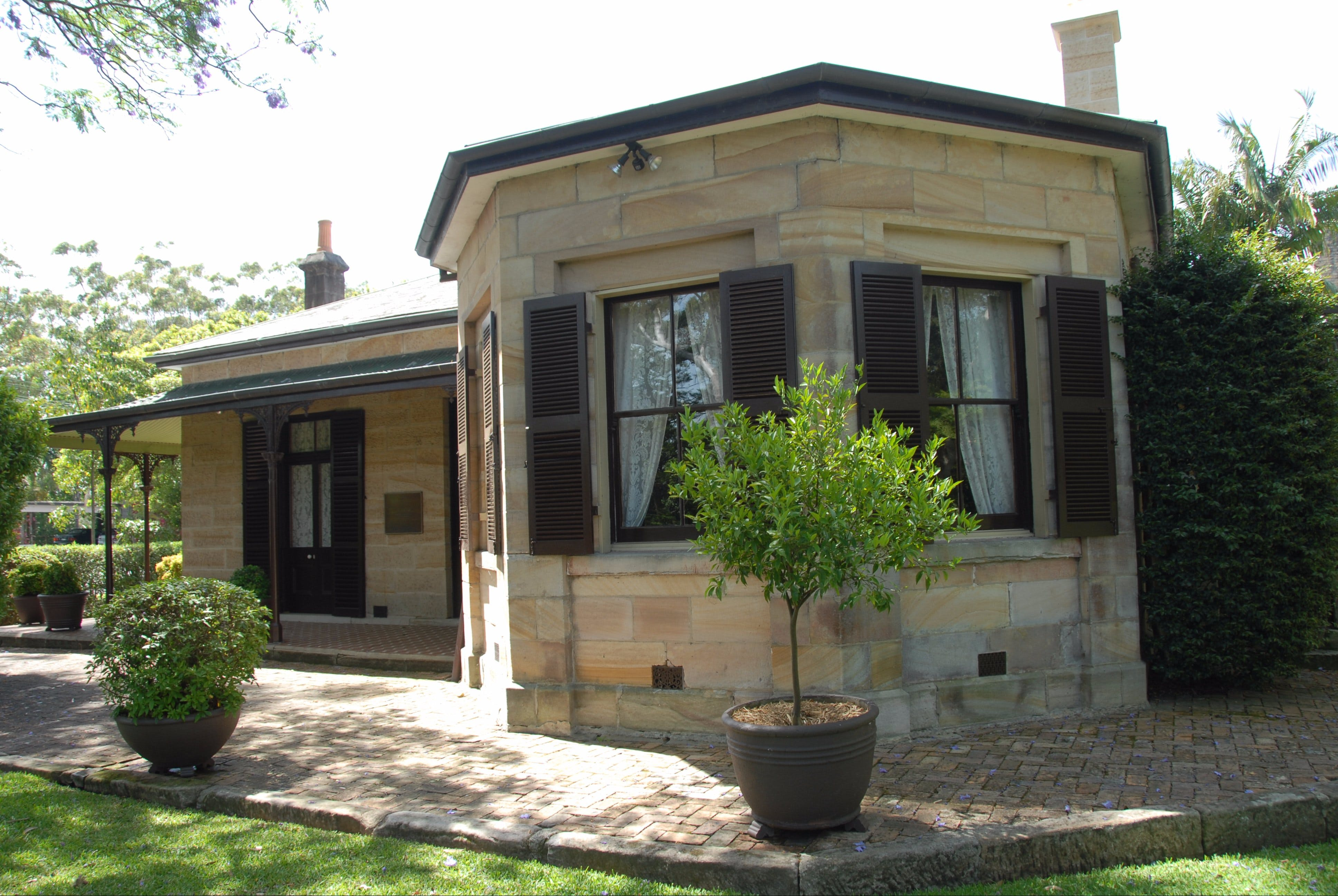 Carisbrook Historic House - SA Accommodation