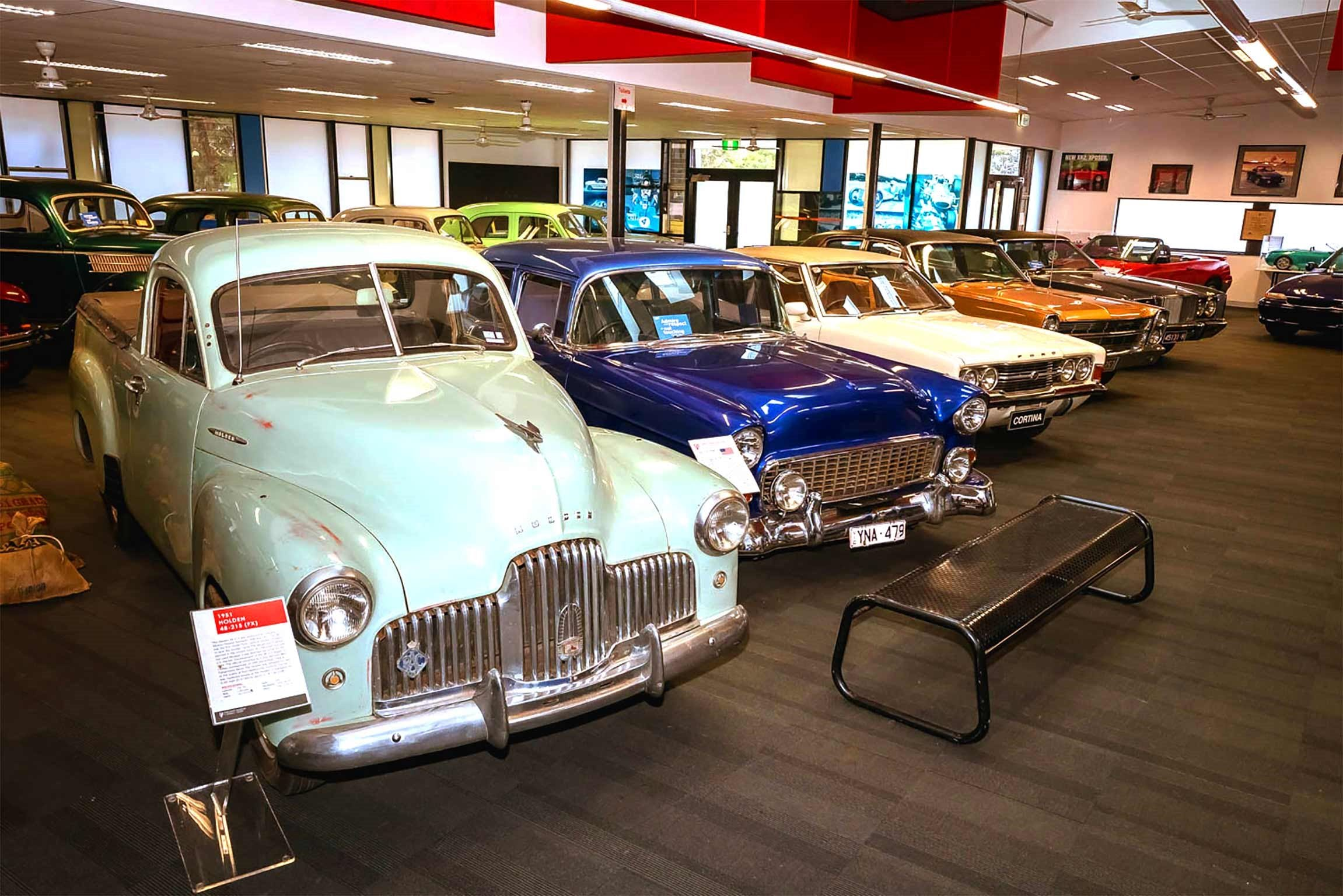 Geelong Museum of Motoring  Industry - SA Accommodation