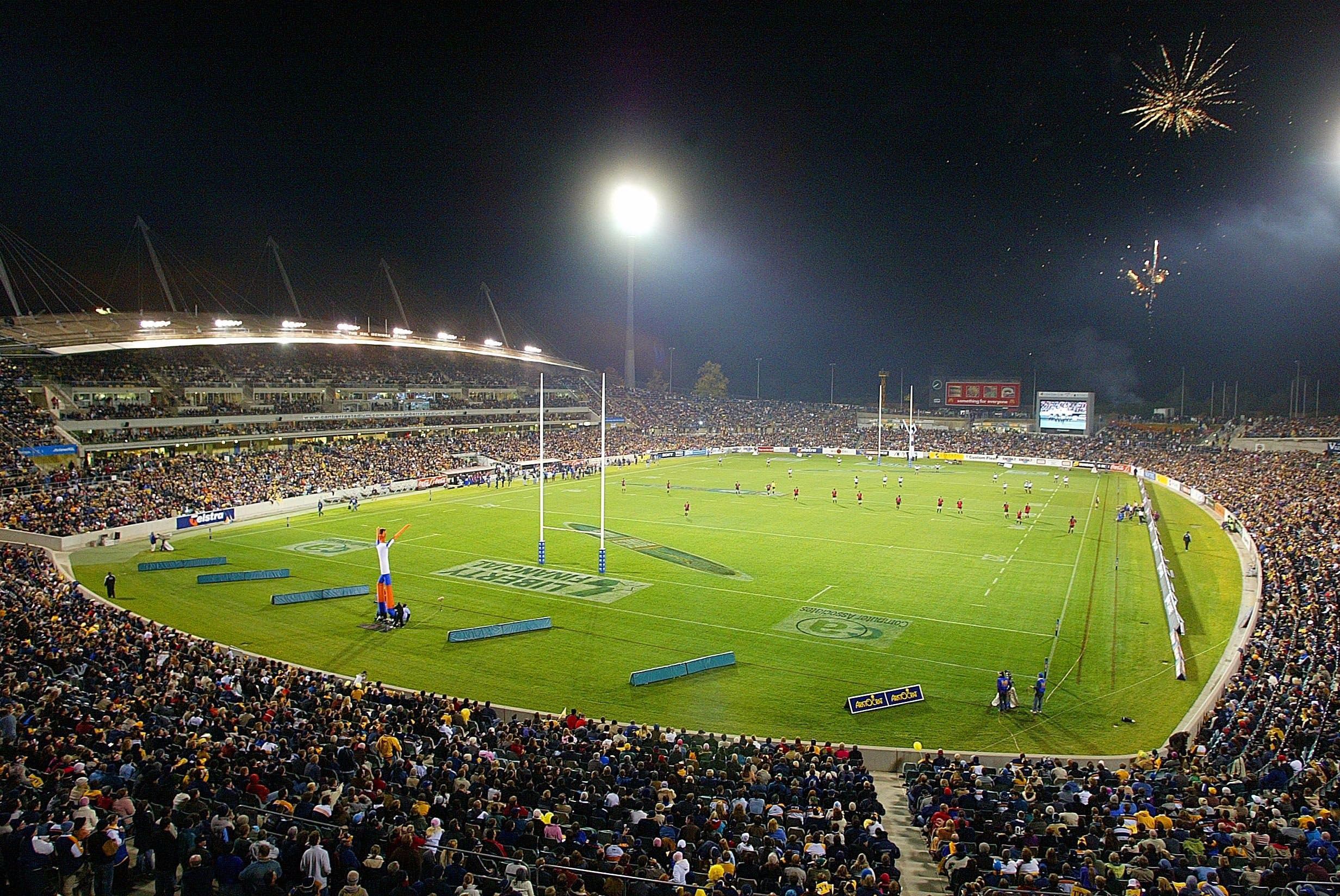 GIO Stadium Canberra - SA Accommodation
