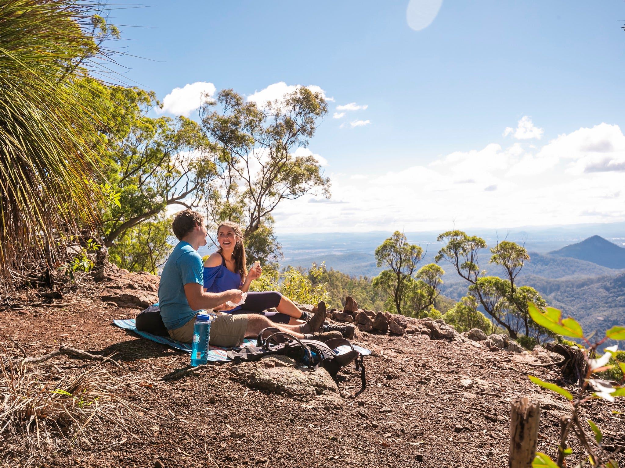 Goolman Lookout via Rocky Knoll Lookout Trail - SA Accommodation