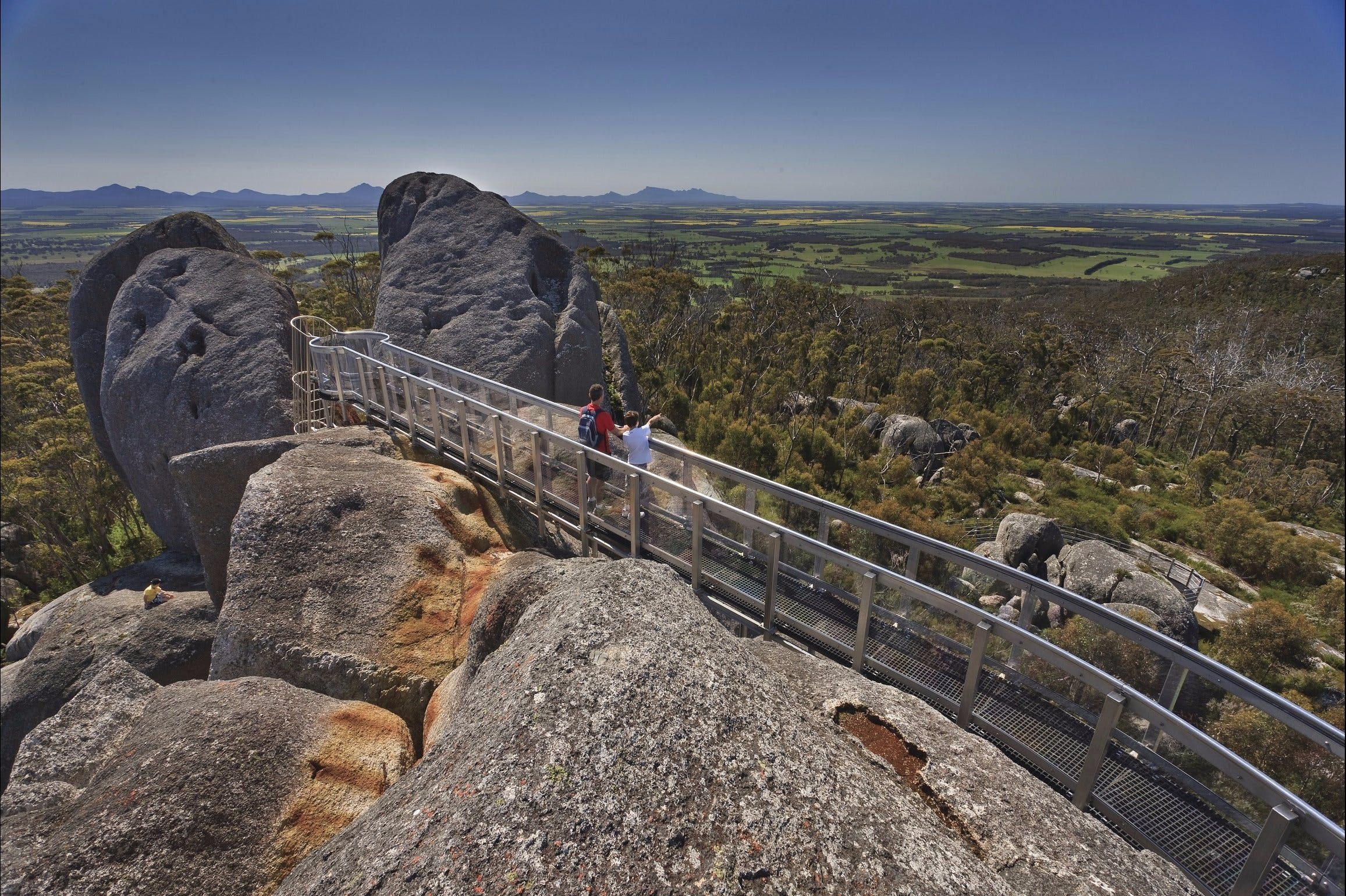 Granite Skywalk - SA Accommodation