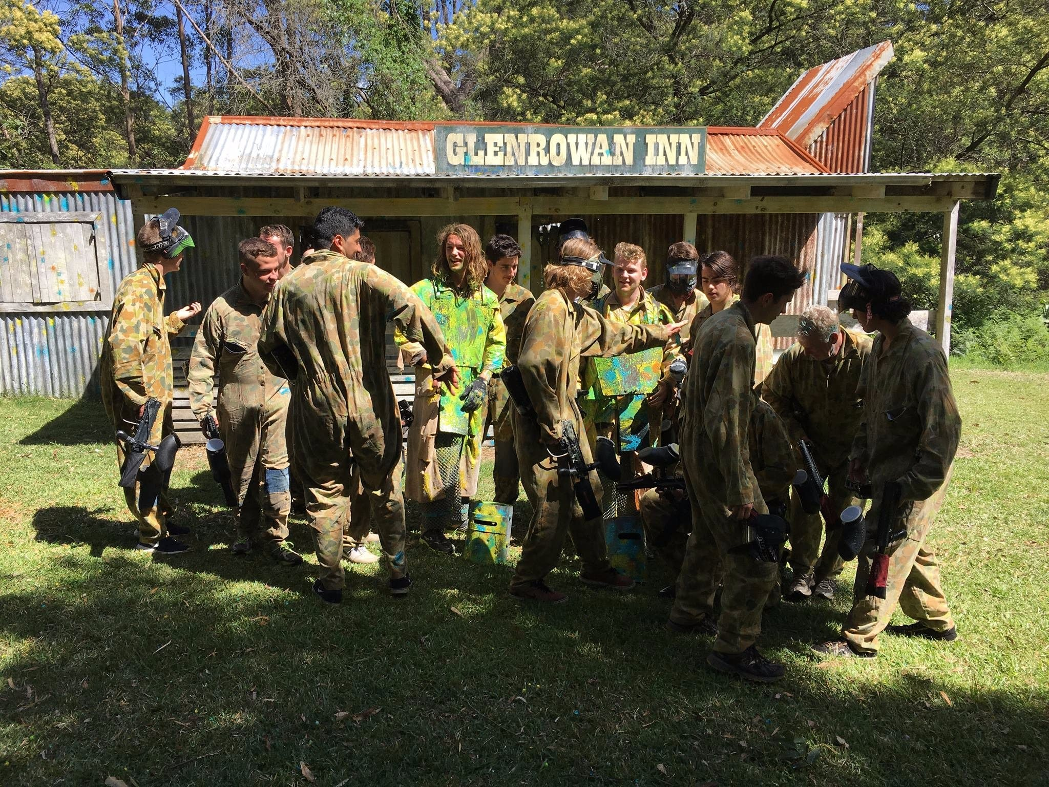 Skirmish Ulladulla - SA Accommodation