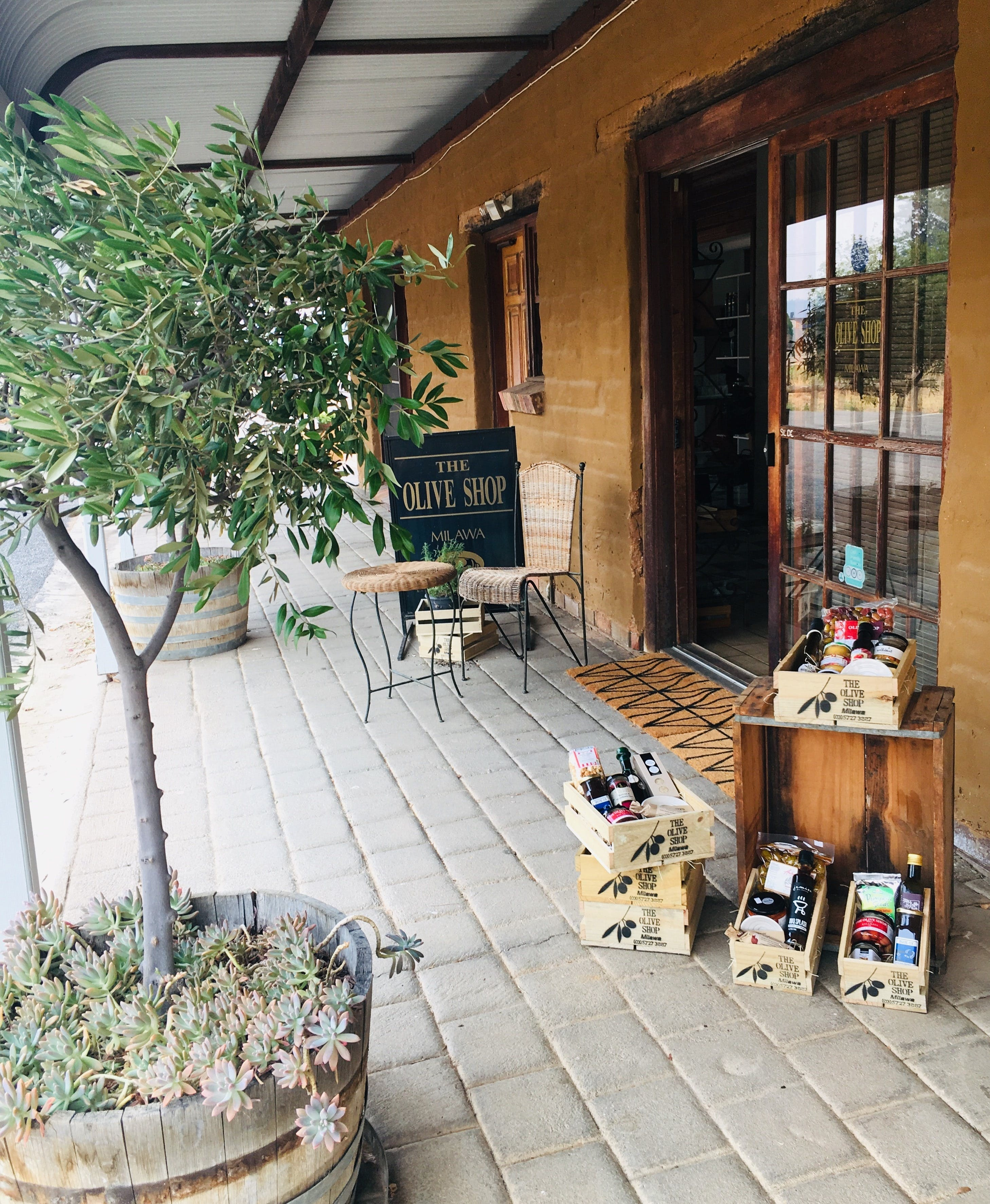 The Olive Shop - Milawa - SA Accommodation
