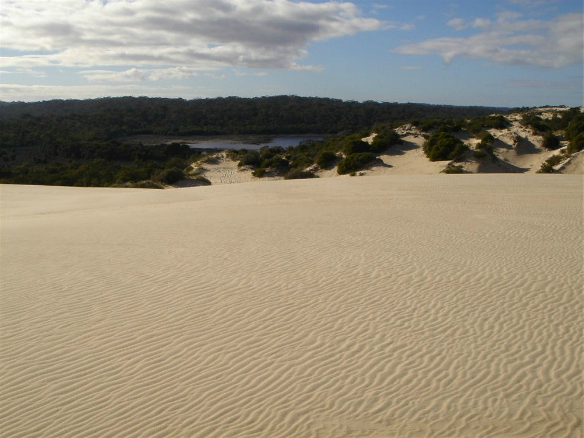 Yeagerup Sand Dunes - SA Accommodation