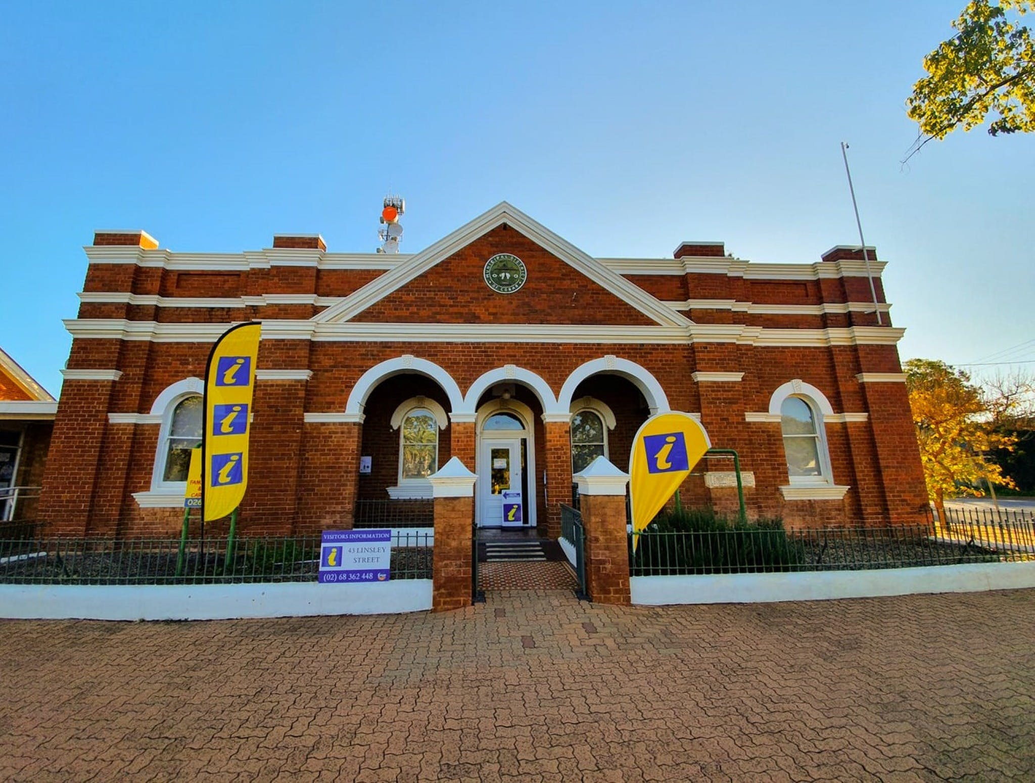 Cobar Visitor Information Centre - SA Accommodation