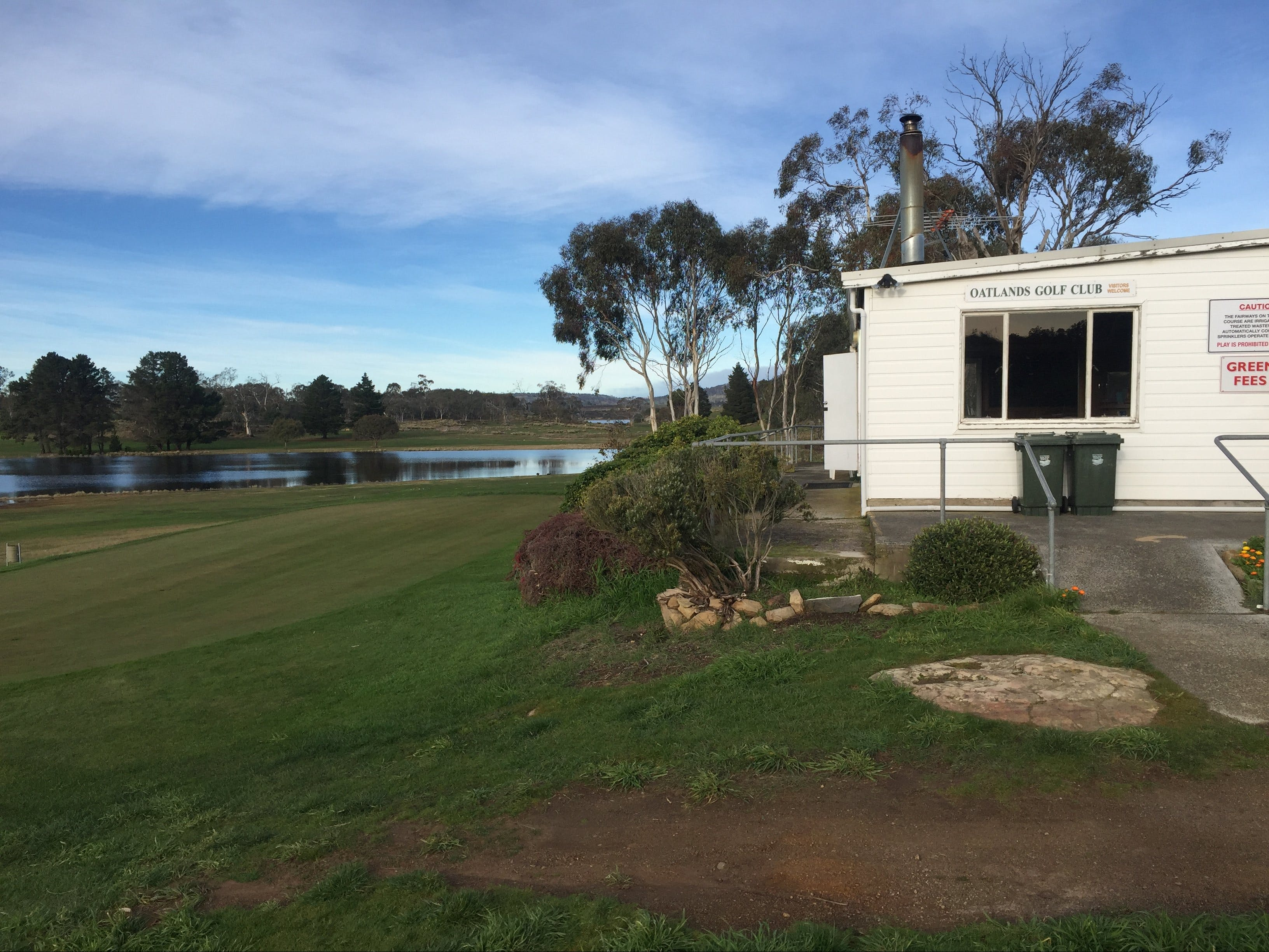 Oatlands Golf Course - SA Accommodation