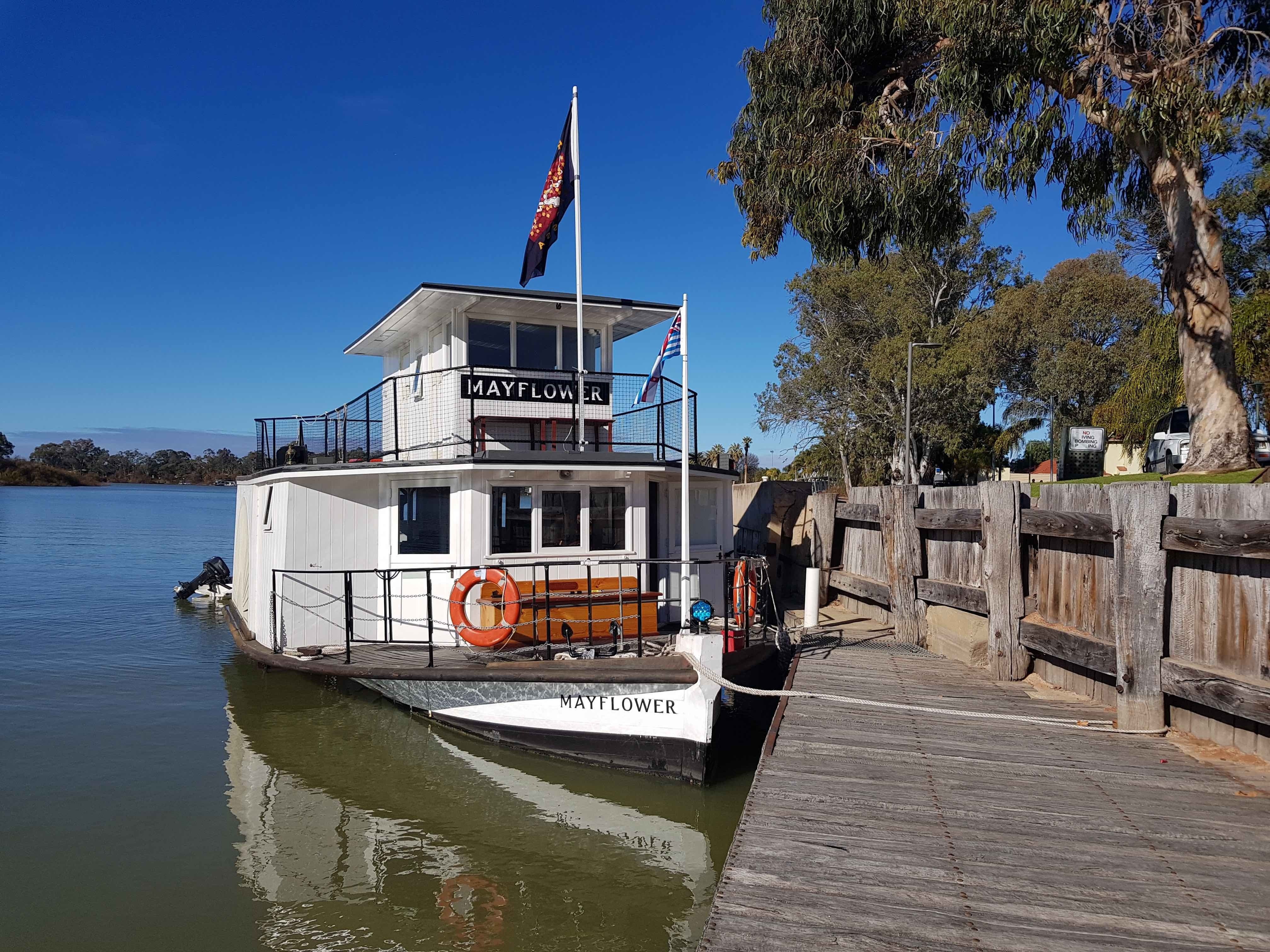 PW Mayflower Cruises - - SA Accommodation