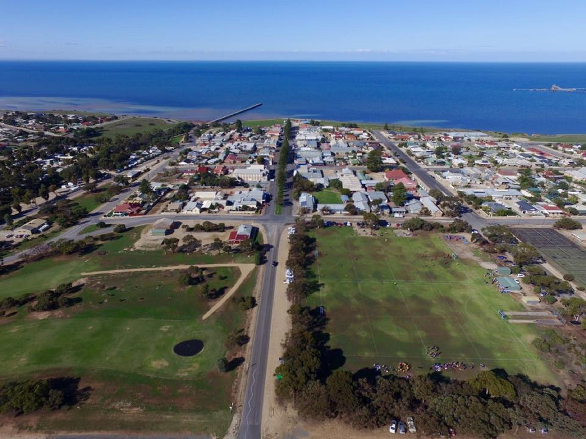 Ardrossan Lookout - SA Accommodation