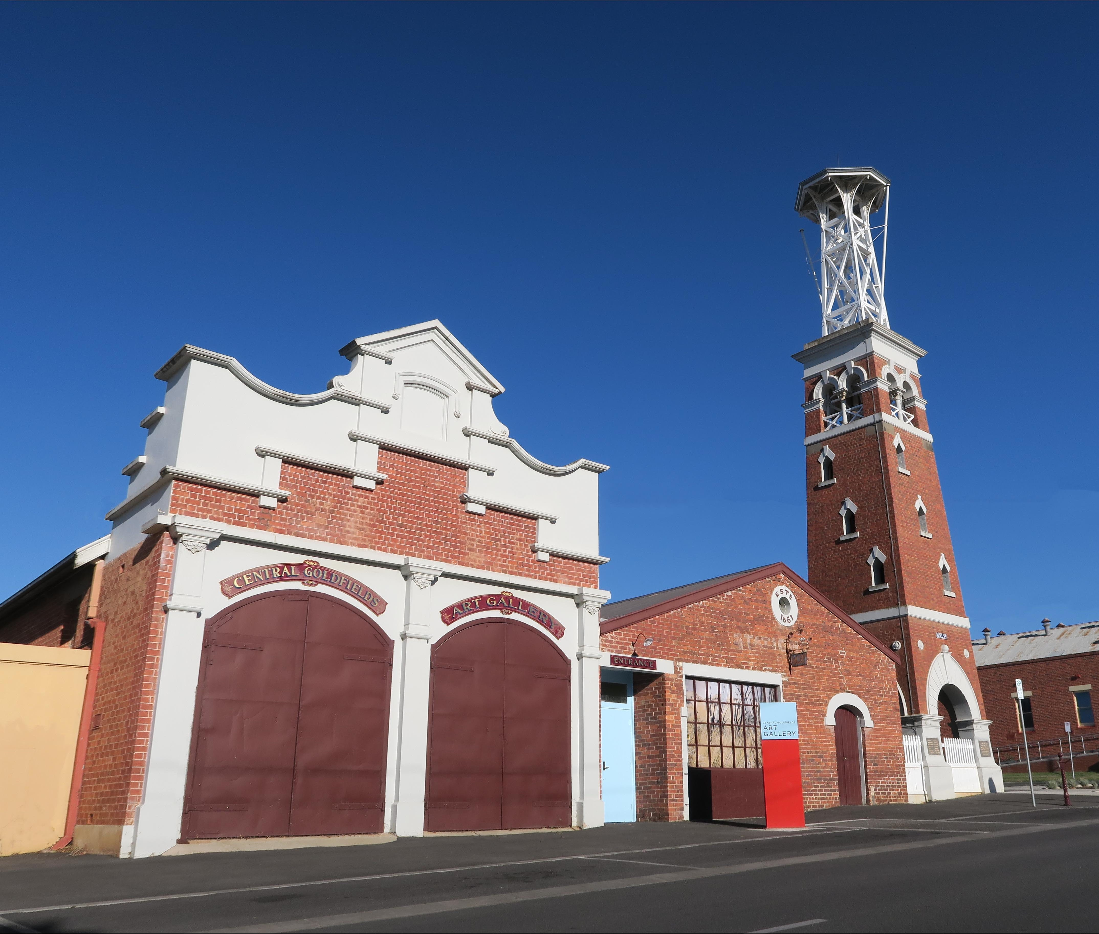 Central Goldfields Art Gallery - SA Accommodation