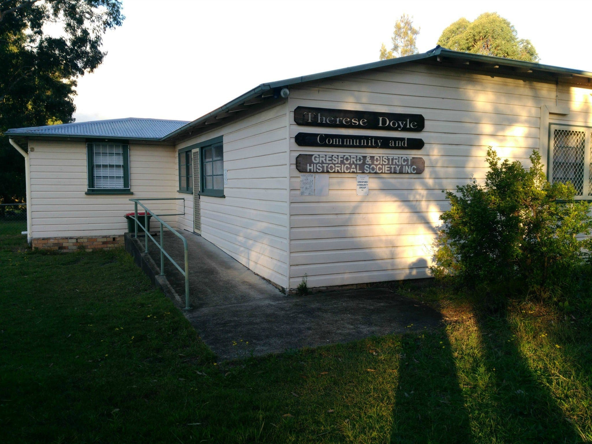 Gresford Heritage Museum - SA Accommodation