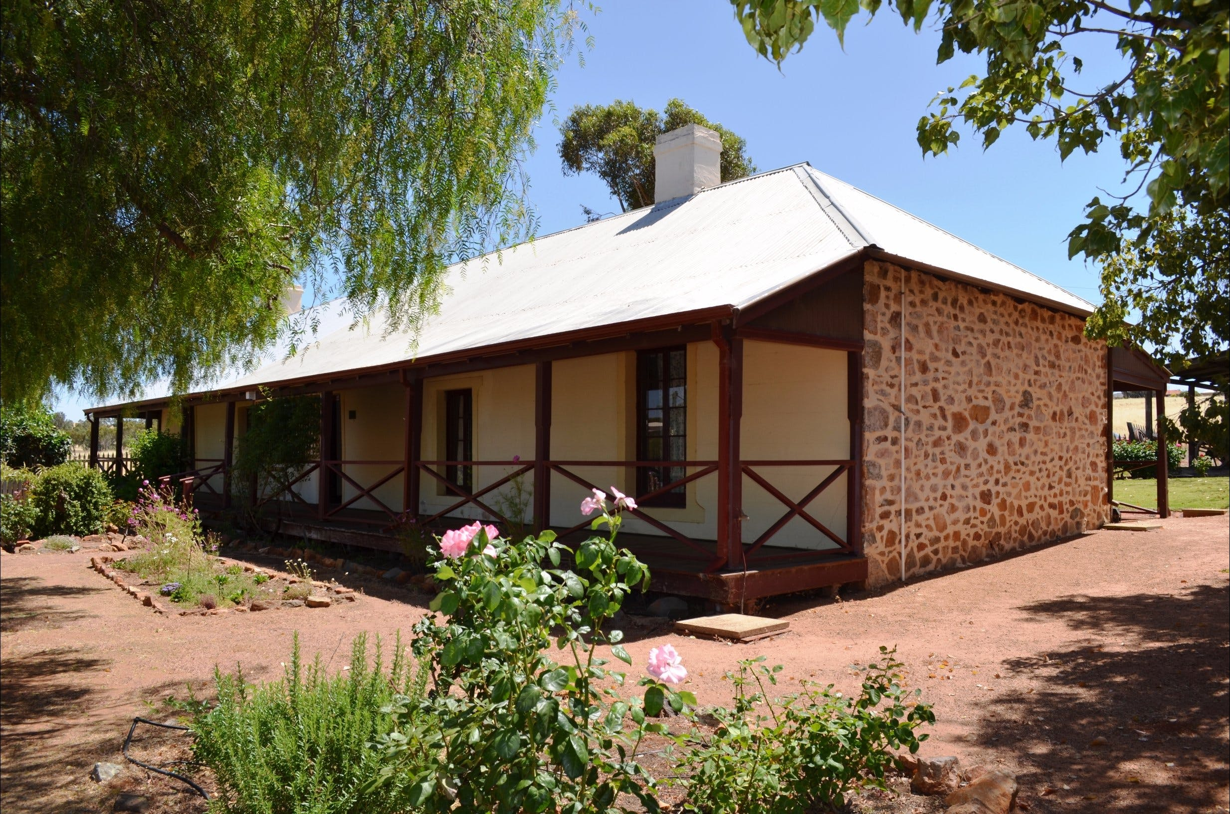 Morby Cottage - SA Accommodation