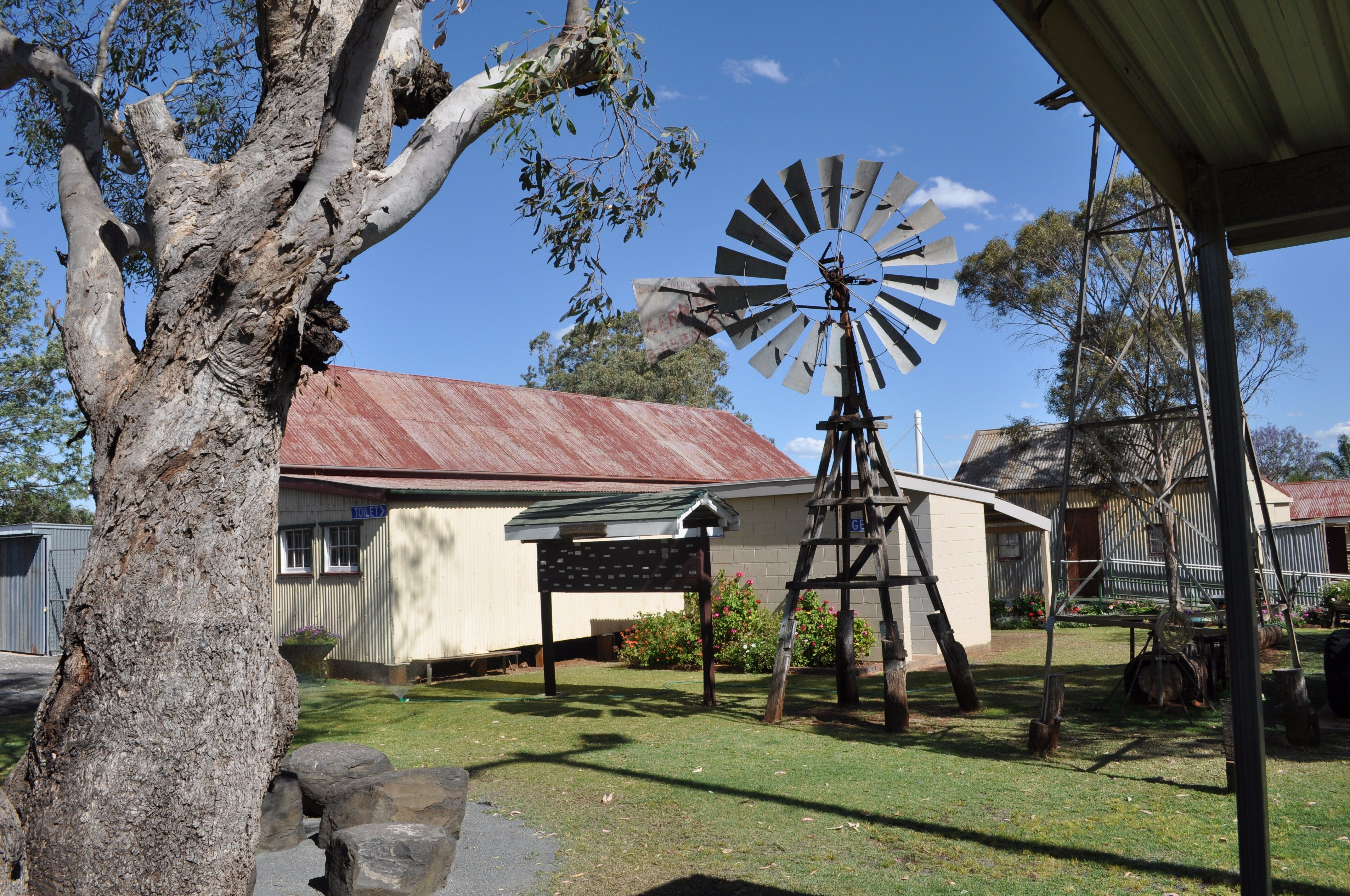 Pittsworth  Pioneer Historical Village - SA Accommodation