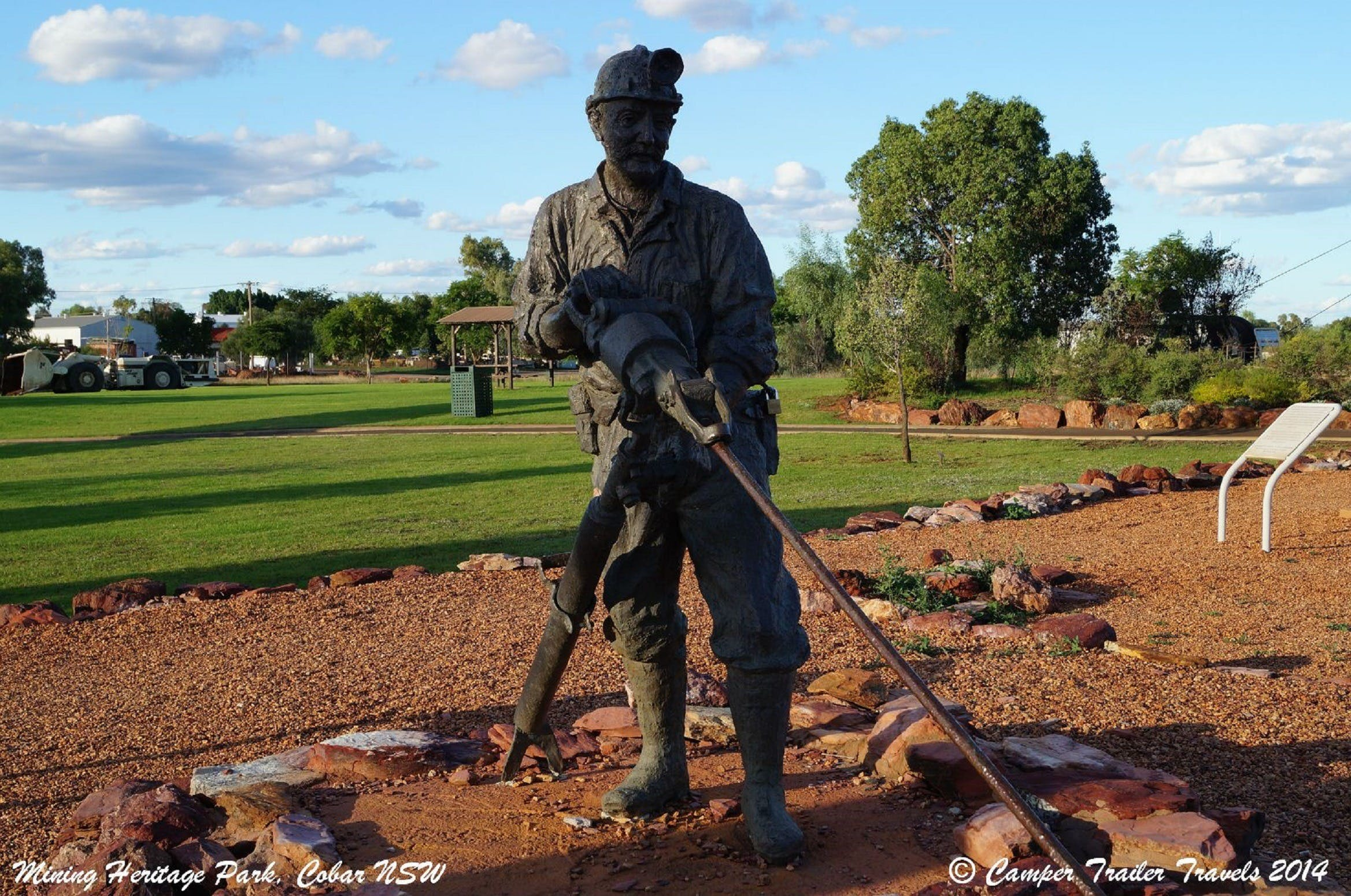 Cobar Miners Heritage Park - SA Accommodation