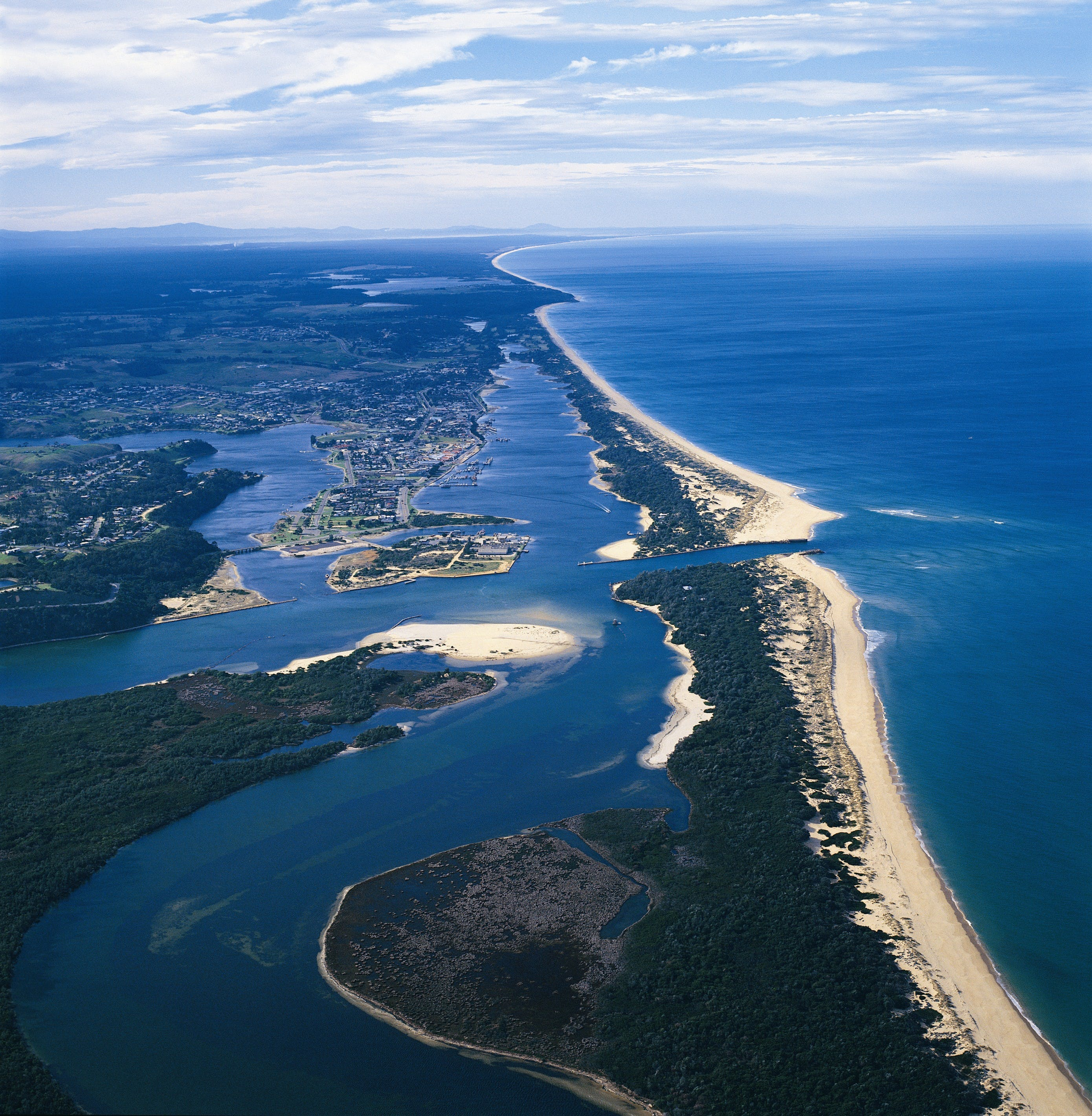 Ninety Mile Beach Marine National Park - SA Accommodation