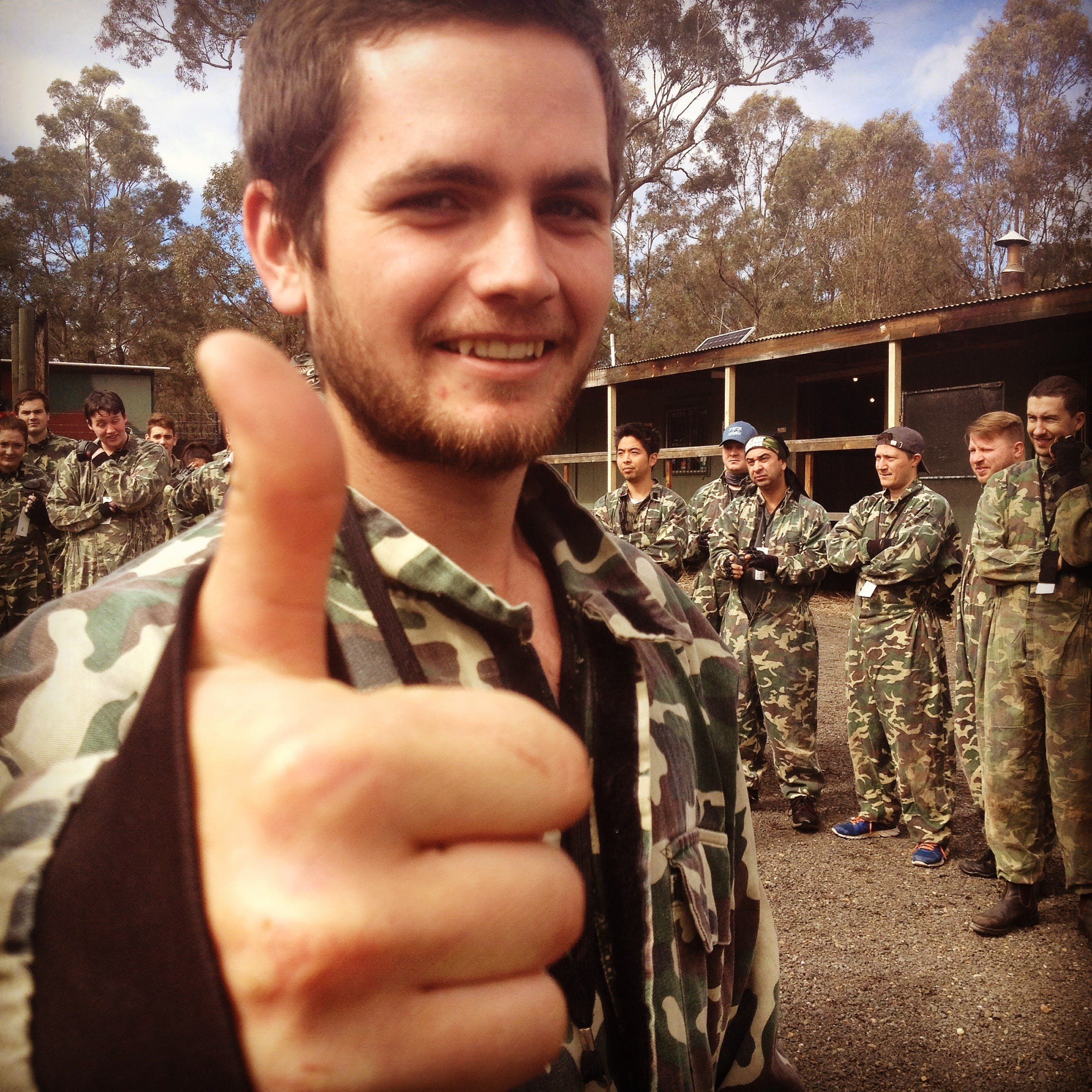 Ultimate Paintball Sydney - SA Accommodation