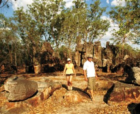 The Lost City - Litchfield National Park - SA Accommodation