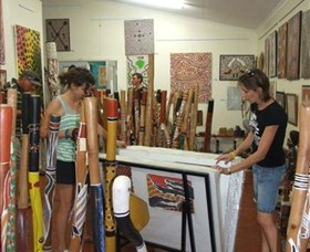 Top Didj and Art Gallery - SA Accommodation