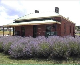 Lavender House in Railway Park - SA Accommodation