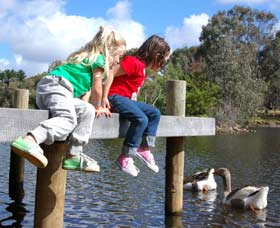Vasse River and Rotary Park - SA Accommodation