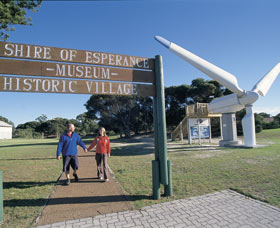 Esperance Municipal Museum - SA Accommodation