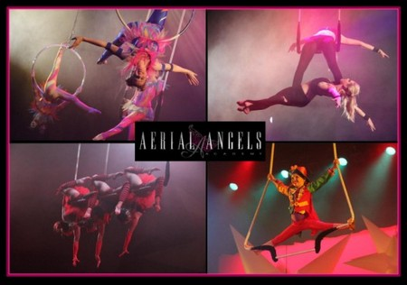 Aerial Angels - SA Accommodation