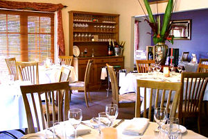 Mercer's Restaurant - SA Accommodation