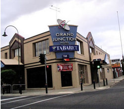 Grand Junction Hotel - SA Accommodation