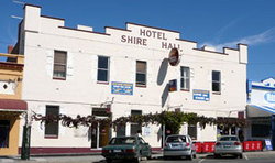 Shire Hall Hotel - SA Accommodation