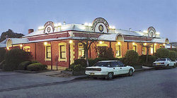 Newmarket Hotel Albury - SA Accommodation
