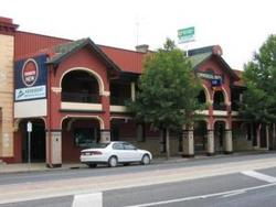 Commercial Hotel Benalla - SA Accommodation