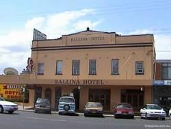 Ballina Hotel - SA Accommodation