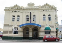 The London Hotel - SA Accommodation