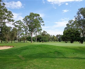 Singleton Golf Club - SA Accommodation