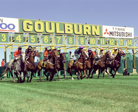 Goulburn and District Racing Club - SA Accommodation