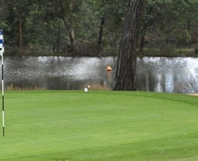 Hepburn Springs Golf Club - SA Accommodation