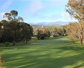 Federal Golf Club - SA Accommodation