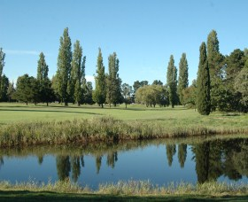 Goulburn Golf Club - SA Accommodation