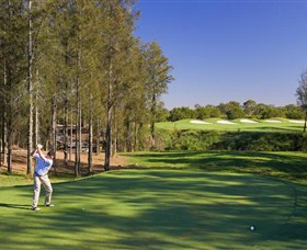 Hunter Valley Golf and Country Club - SA Accommodation