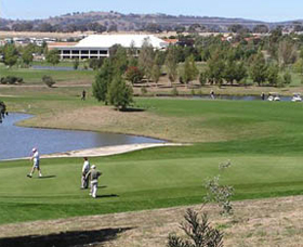 Gungahlin Lakes Golf and Community Club - SA Accommodation